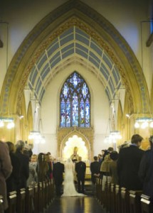 Getting Married in St.Mary's