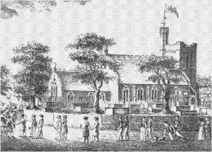 St.Mary's in 1838