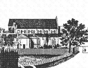 St.Mary's in 1881