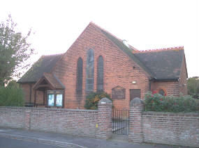 St.Faith's Church & Hall
