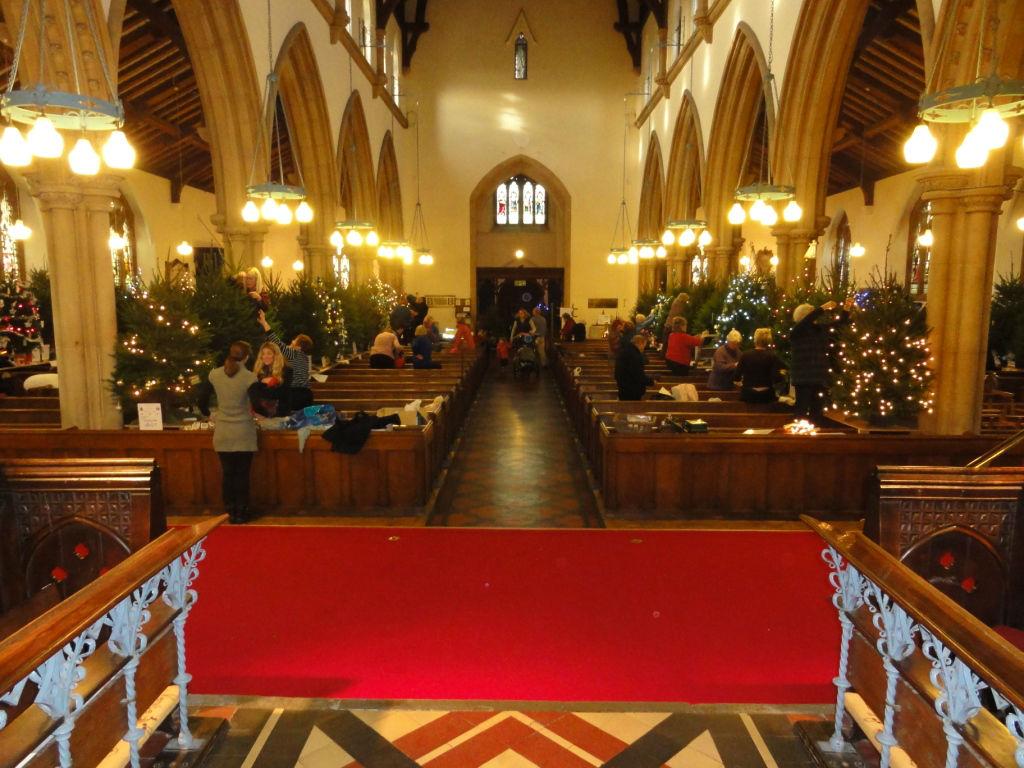 Alverstoke Church Of England