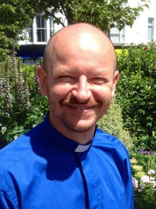 Revd Chris Richardson