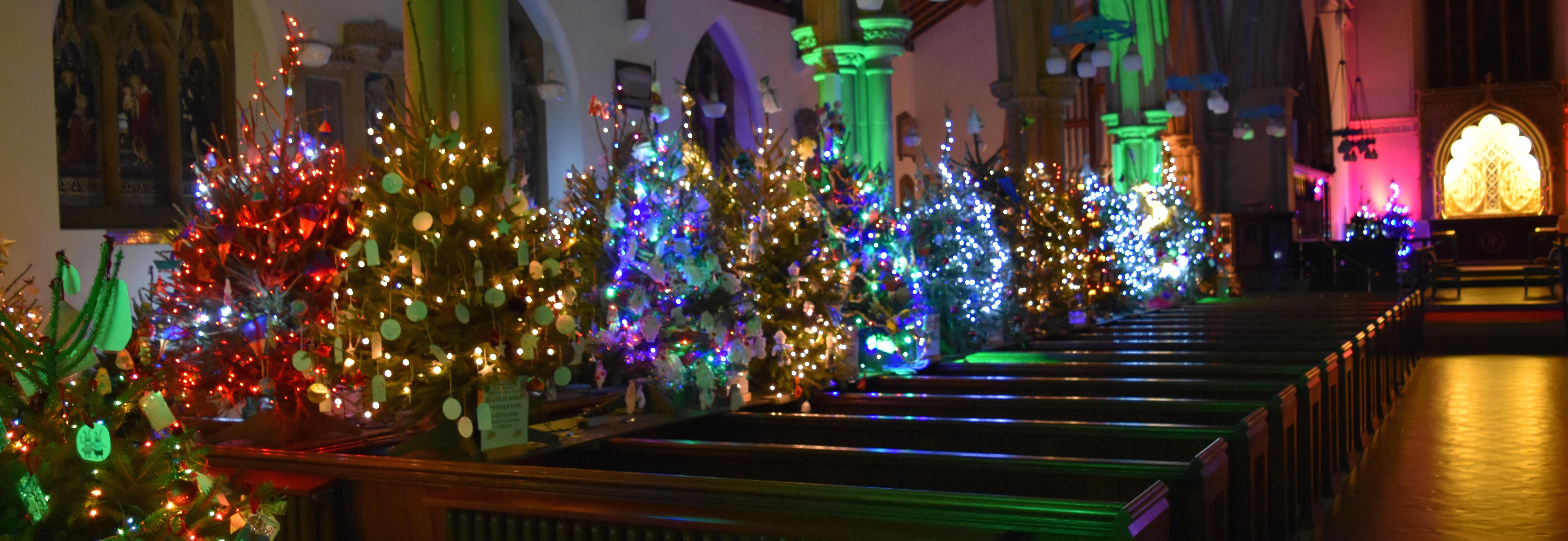 Christmas Tree Picture.Christmas Tree Festival 2019 Alverstoke Church Of England